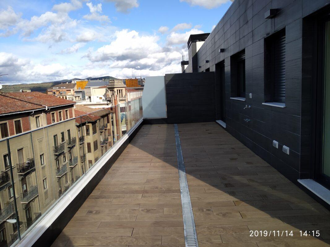 Piso ÁTICO en Calle Leyre (Pamplona)